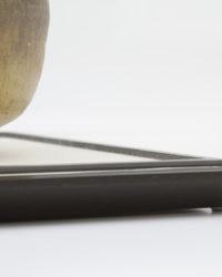 Short Display Case Side Detail