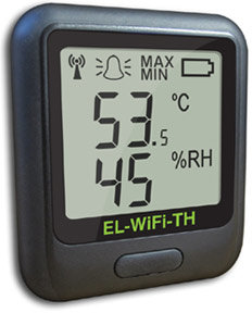 Temperature and Humidity Guage
