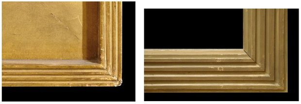 Comparison of Two Frame Corners